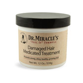 Dr. Miracle Damaged Hair Medicated Treatment 12oz