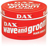 DAX Wave & Groom Hairdress 3.5oz