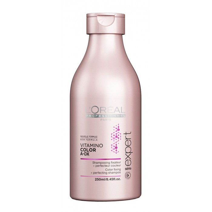 Loral Serie Expert Vitamino A Ox Shampoo 250ml The Glamour Shop