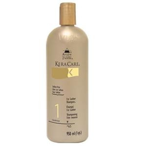 Keracare 1st Lather Shampoo Sulfate-Free 32oz