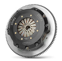 Clutch Masters 02-06 Mini Cooper S 1.6L 725 Series Twin-Disc 7.25in Clutch Kit w/Steel Flywheel