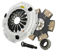 Clutch Masters 02-06 Mini Cooper S 1.6L Supercharged FX500 Clutch Kit 6-Puck Rigid Disc