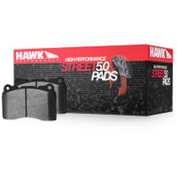 Hawk 07+ Mini Cooper HPS 5.0 Rear Brake Pads