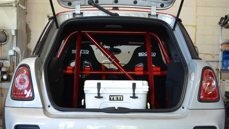 Mini Cooper Roll Bar
