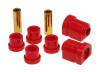 PRO Control Arm Bushings - Red