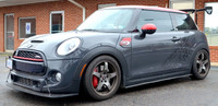 MINI F56 and F55  Carbon Rear Wing Kit