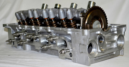 Sneed Super Cooper cylinder head