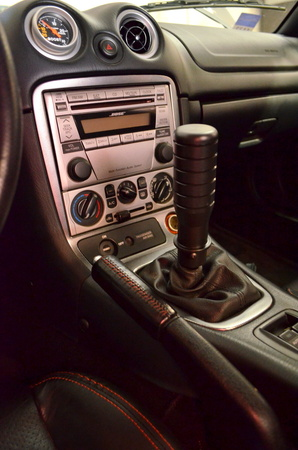 Mazda Miata/Mx-5 Billy Club Delrin Shift Knob