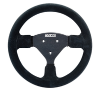Sparco P270 Steering Wheel Suede