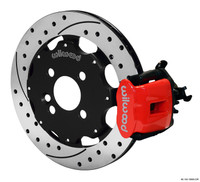 MINI COOPER R56 WILWOOD BIG BRAKE KIT REAR