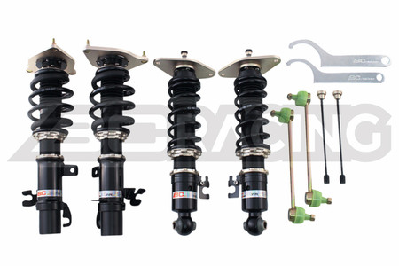 MINI Cooper BC racing coil overs for R56