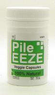 Pile Eeze 30 vegcaps. 100% natural
