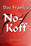 No-Koff Flu and Cold Relief Herbal Syrup