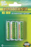 AAA Batteries - Rechargeable