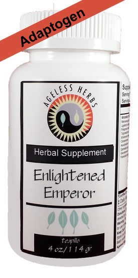 Enlightened Emperor Organic Ageless Herbs