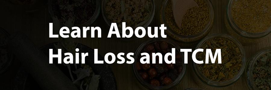Hair loss and TCM