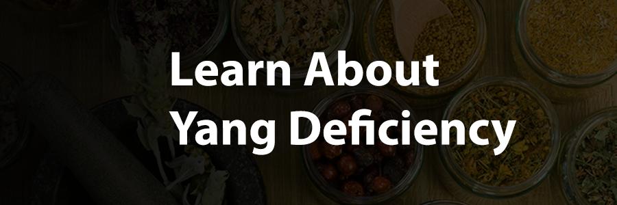 Kidney Yang Deficiency