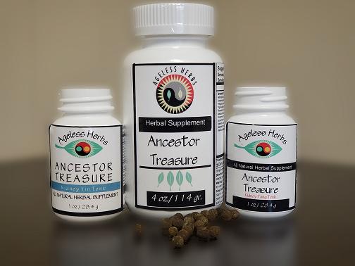 Ageless Herbs Teapills