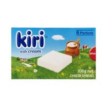 Kiri Cheese Spread 108g