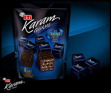 Eti Karam Bitter Chocolate Gurme 50 gr Gofret
