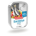 Sardines in Oil Dardanel   100g.