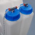 ---- 806-695 ----     Twin tank remote venting kit