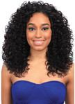 "Model Model Clean 100% Human Hair Deep Wave 5pcs, 8""`14"""