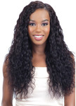 Model Model Nude Fresh Wet & Wavy 100% Human Hair Brazilian Virgin Remy, Loose Wave 7pcs