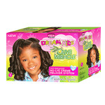 African Pride Dream Kids Olive Miracle Anti-Breakage Relaxer System