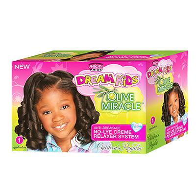 African Pride Dream Kids Olive Miracle Anti Breakage