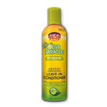 African Pride Olive Miracle Anti-Breakage 2-in-1 Leave-In Conditioner 12 oz