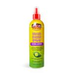 African Pride Braid Sheen Spray Extra Shine 12 oz
