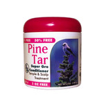 BB Hair Pine Tar Super Gro Conditioner Temple & Scalp Treatment 6 oz