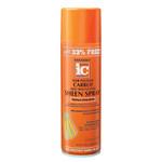 IC Fantasia Hair Polisher Carrot Growth Daily Moisturizing Sheen Spray 14 oz
