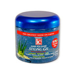 IC Fantasia Hair Polisher Styling Gel for Color Treated Hair 16 oz