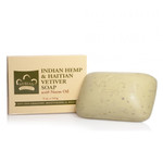 Nubian Heritage Indian Hemp & Haitian Vetiver Soap 5 oz