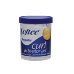 Softee Curl Activator Gel Regular 8 oz