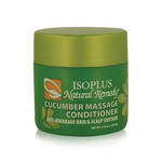 Isoplus Natural Remedy Cucumber Massage Conditioner Anti-Breakage Hair & Scalp Soother 3.75 oz