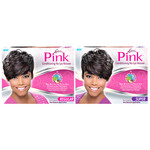 Luster's Pink Conditioning No-Lye Relaxer One Retouch Application