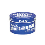 Dax Short and Neat Light Hair Dress, Light Hold, Medium Shine 3.5 oz