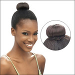 Model Model Glance Bun Blueberry S