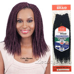 MODEL MODEL Glance Braid Senegalese Twist 10""