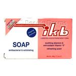 IKB Antibacterial & Exfoliating Soothing Allantoin & Anti-Oxidant Vitamin E Soap 7.1 oz