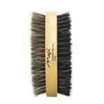 Magic Collection Soft & Hard Double Side Round Palm Boar BristleBrush #7710