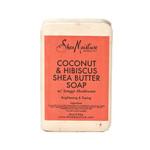 Shea Moisture Coconut & Hibiscus Shea Butter Soap w/Songyi Mushroom 8 oz