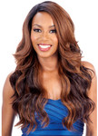 MODEL MODEL Deep Invisible Part lace Front Wig Alpine Meadow