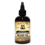 Sunny Isle Jamaican Black Caster Oil Beard Oil 4 oz