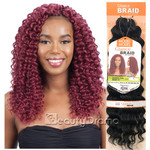 MODEL MODEL Glance Crochet Braid Bahama Curl 12""