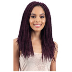 MODEL MODEL Glance Crochet Braid Large Box Braid 14""