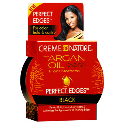 Argan Oil Creme Of Nature Perfect Edges